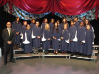 The Madrigal Choir of the High School of Science & Technology