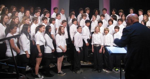 Amherst Regional Middle School